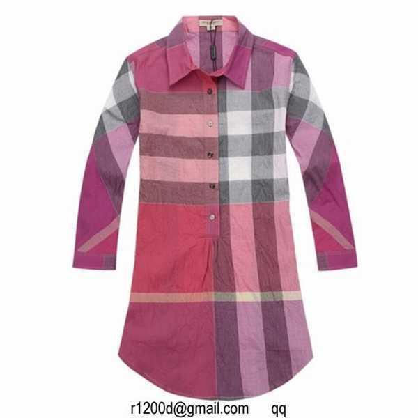chemise burberry manche longue pas cher marque de chemise coton chemise burberry femme manche. Black Bedroom Furniture Sets. Home Design Ideas
